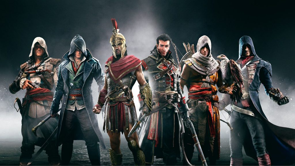 assassin creed best selling