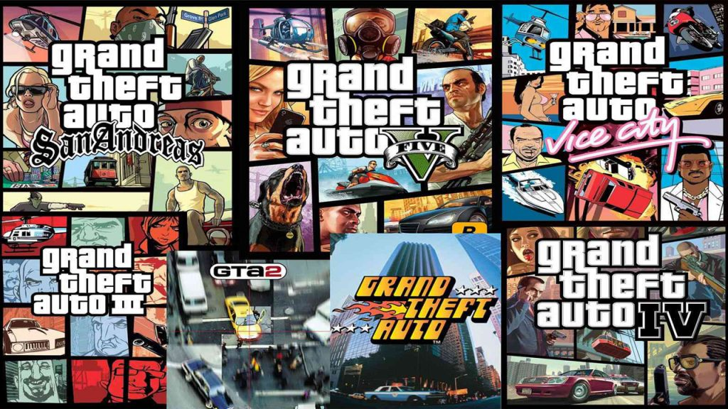 gta top selling