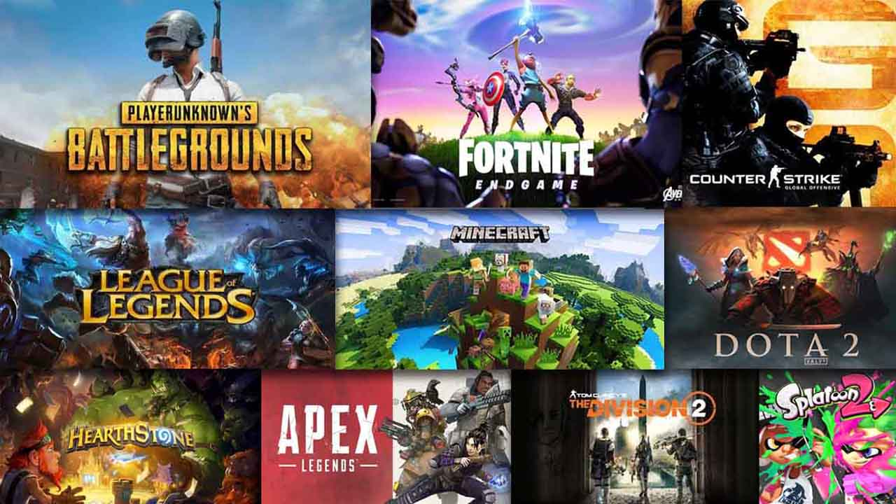 top pc games 2019