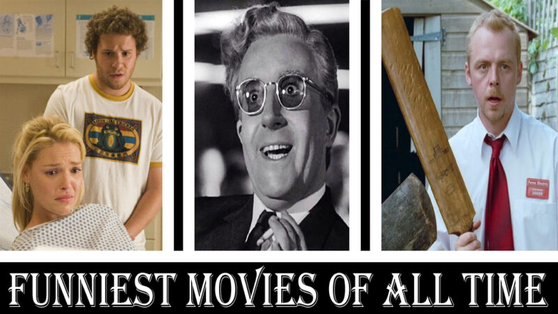 funniest movies of all time