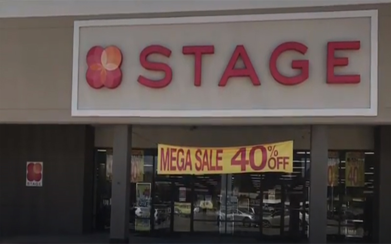 Stage stores filed chapter 11