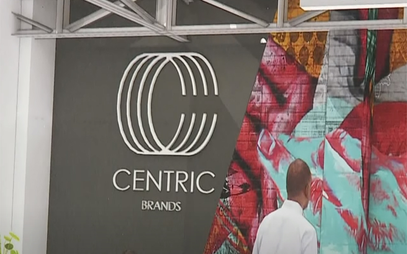 centric brands chapter 11 bankruptcy