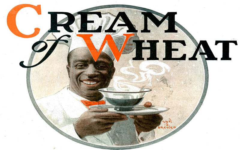 cream of wheat logo racial stereotypes