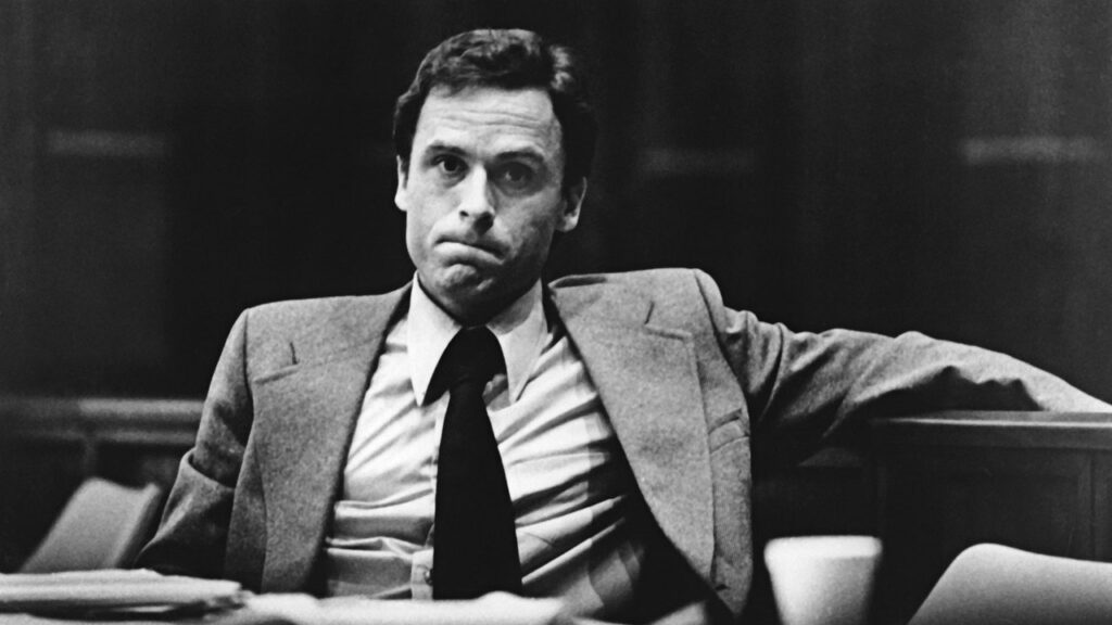 ted bundy passed polygraph