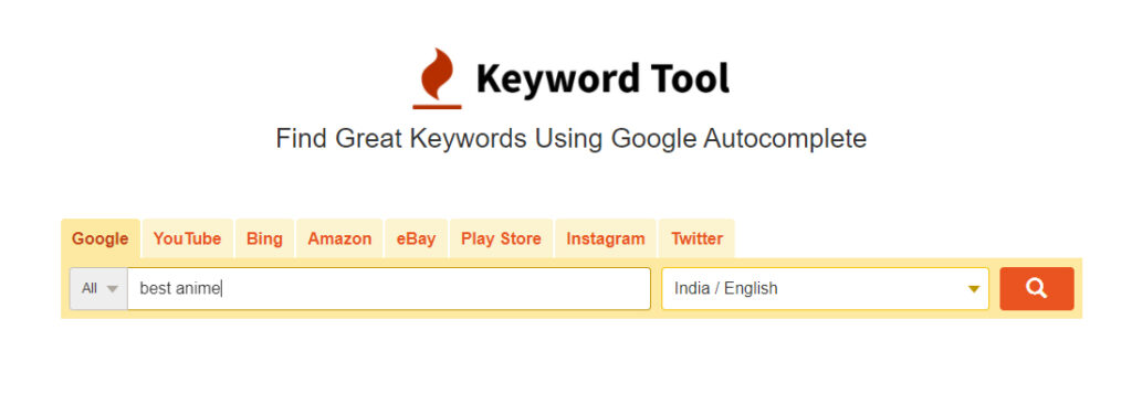 free keyword research tool for youtube