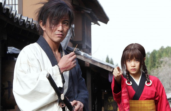 anime live action movies