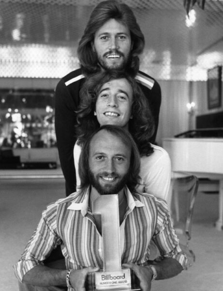 bee gees from isle of man island