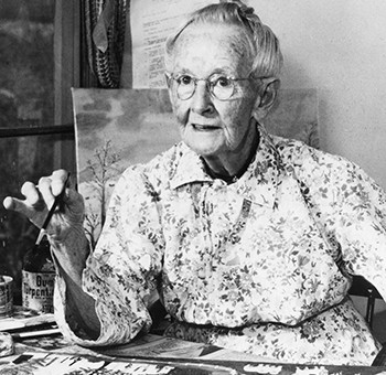 artists lived more than 100 years age