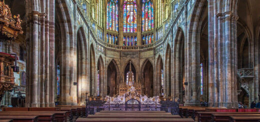 cathedrals dedicated to saints