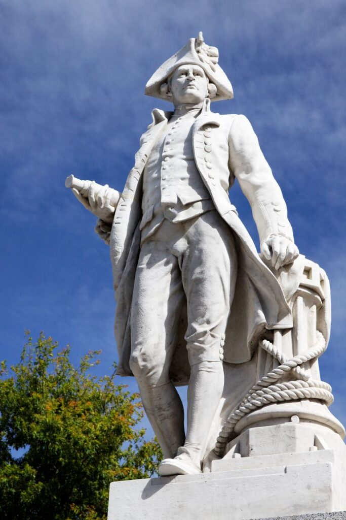 popular london statues subjects
