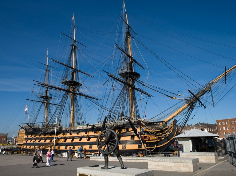 famous historic sailors ships