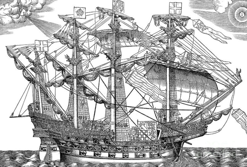 famous ships and sailors